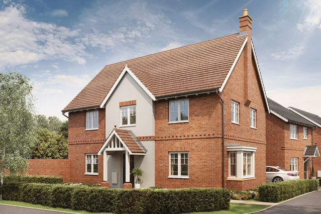 "Thumbnail Property for sale in ""The Somerton"" at St. James Close, Bartestree, Hereford"