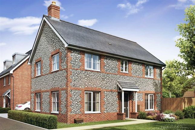 """Thumbnail Detached house for sale in """"The Kentdale - Plot 187"""" at Peckham Chase, Eastergate, Chichester"""