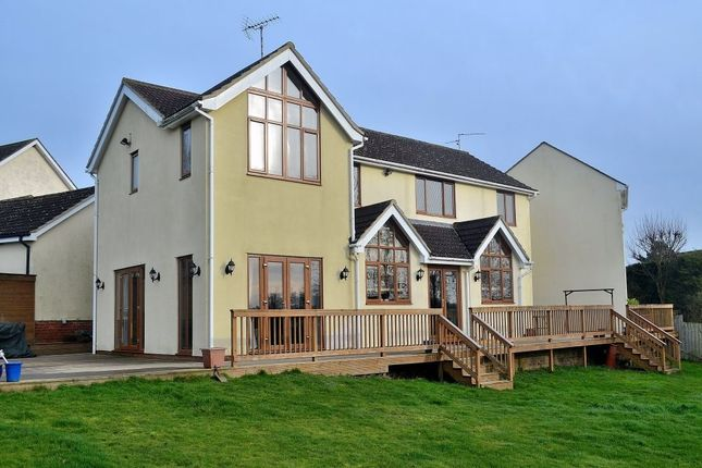 Thumbnail Detached house for sale in Brookfields, Stebbing, Dunmow