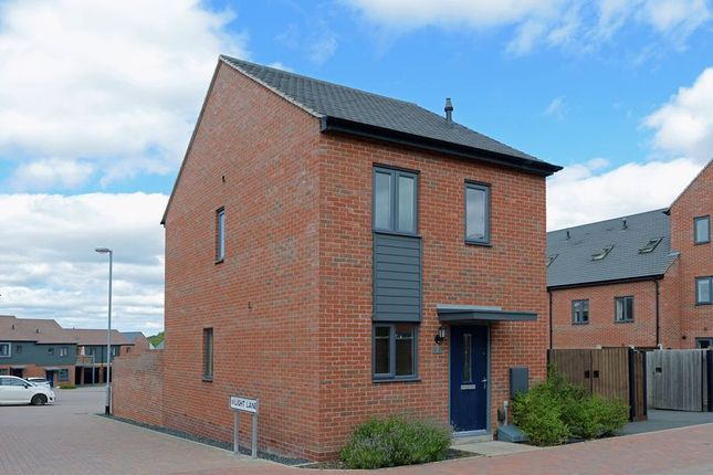 Thumbnail Detached house for sale in 4 Cheshires Way, Lawley, Telford