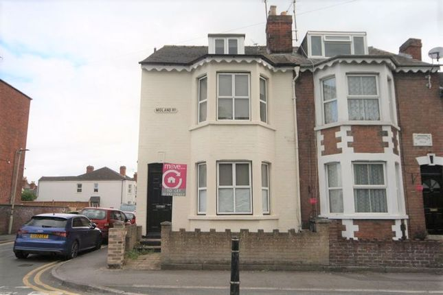 Thumbnail End terrace house for sale in Midland Road, Tredworth, Gloucester