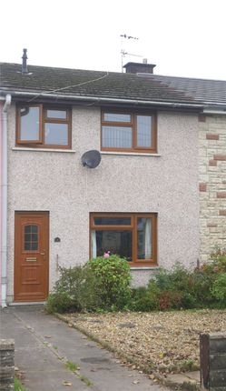 Thumbnail Terraced house for sale in Millfield, Whitland, Carmarthenshire