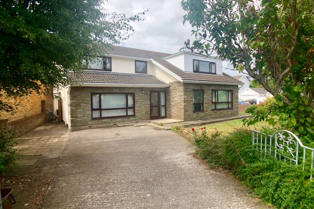 Thumbnail Detached house to rent in De Breos Drive, Porthcawl