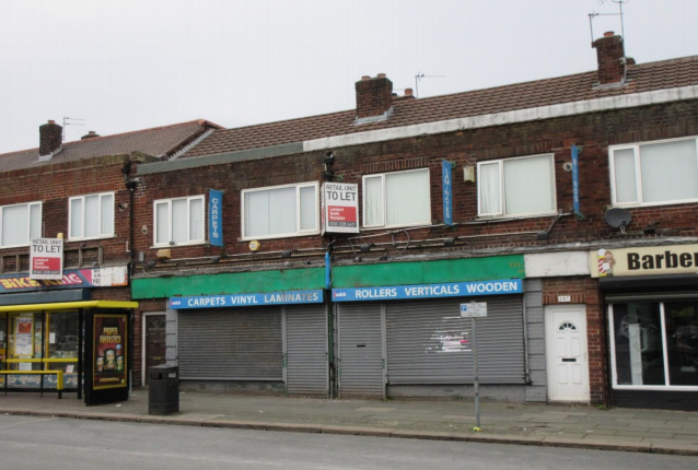 Thumbnail Retail premises to let in 283-285 East Prescot Road, Liverpool