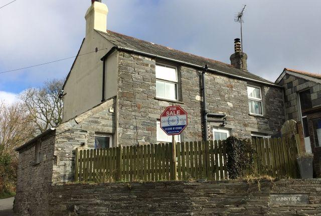 2 bed semi-detached house for sale in Trewalder, Delabole