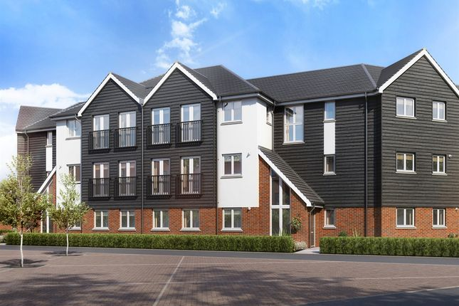 """Thumbnail Flat for sale in """"Apartments"""" at Manston Green Industries, Preston Road, Manston, Ramsgate"""