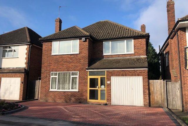 Thumbnail Detached house to rent in Tanworth Lane, Shirley, Solihull, West Midlands