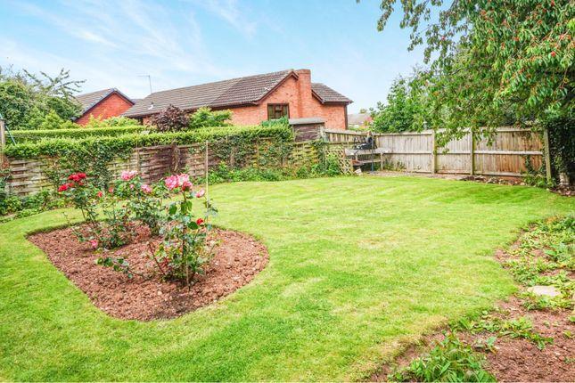 Rear Garden of Leedhams Croft, Walton-On-Trent, Swadlincote DE12