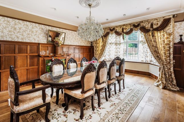 Dining Room of Grange Road, South Sutton, Surrey SM2