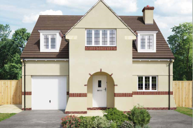 Thumbnail Detached house for sale in The Stow, Garden View, Off Hilary Rise, Pontywaun