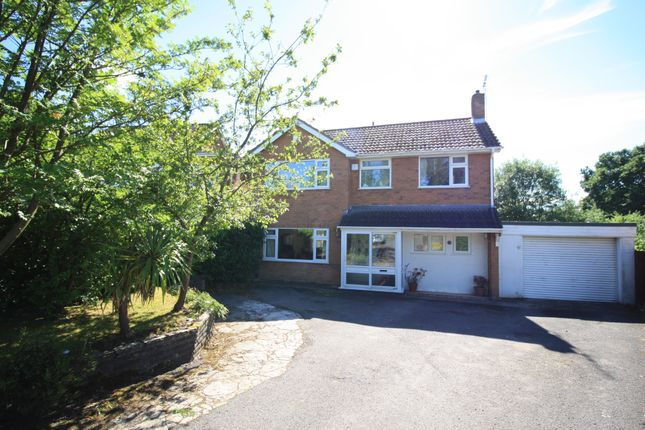 Thumbnail Detached house for sale in Hopstone Gardens, Penn, Wolverhampton