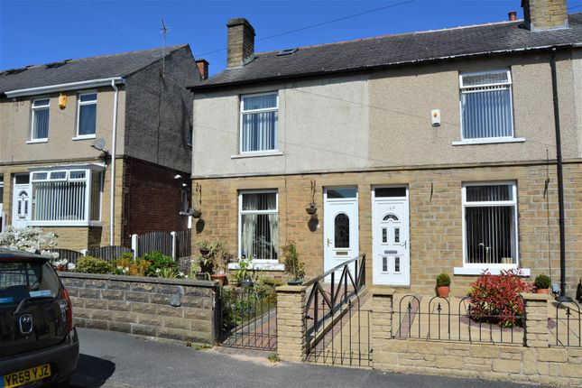 Thumbnail End terrace house for sale in Broomfield Road, Marsh, Huddersfield