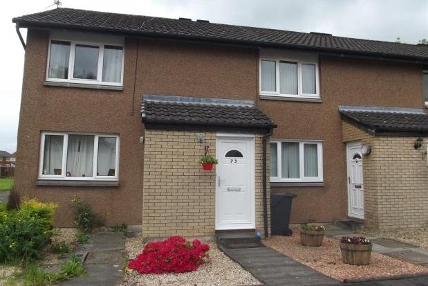 Thumbnail Flat to rent in Wishart Drive, Stirling