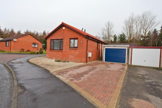 Thumbnail Detached bungalow for sale in Cornhill Road, Glenrothes