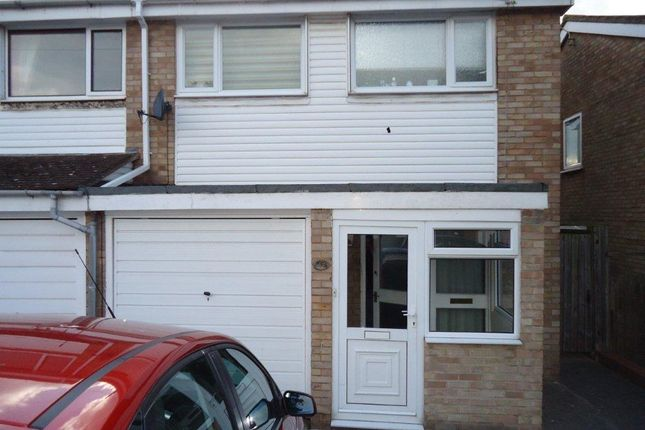 Thumbnail Semi-detached house to rent in Abbeydale Close, Binley, Coventry
