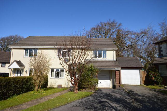 Thumbnail Semi-detached house for sale in Great Links Tor Road, Okehampton