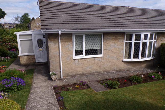 Thumbnail Semi-detached bungalow for sale in Oakleigh Avenue, Clayton, Bradford