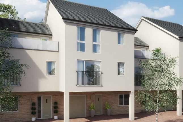 Thumbnail Town house for sale in The Chesterton, Woodland View, Mitcheldean