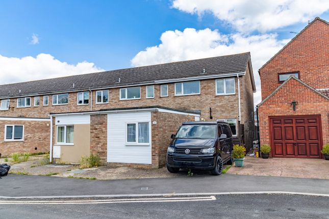 Thumbnail End terrace house for sale in Broome Grove, Wivenhoe, Colchester