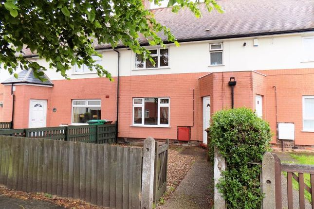 3 bed terraced house for sale in Longford Crescent, Bulwell, Nottingham