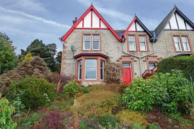 Thumbnail Semi-detached house for sale in Melrose Road, Galashiels, Scottish Borders