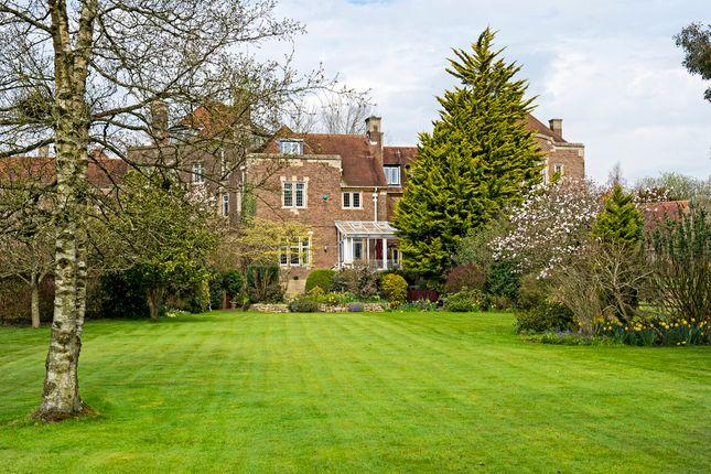 Thumbnail Country house for sale in Little Horwood Manor, Little Horwood, Milton Keynes