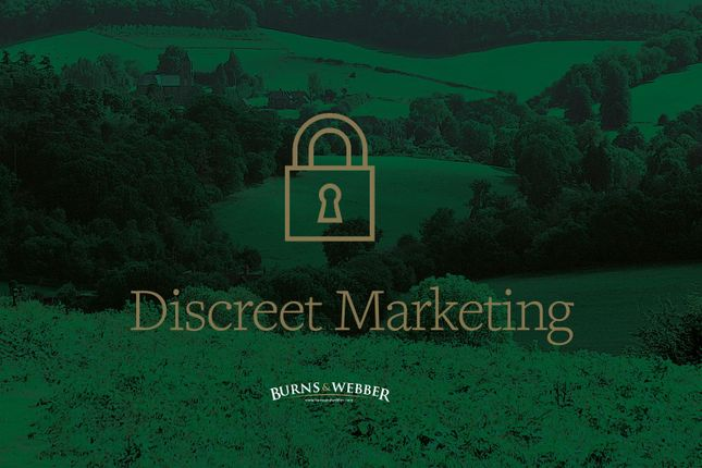 Thumbnail Detached house for sale in Discreet Marketing, Bramley