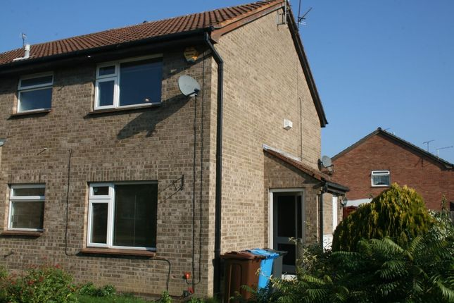 Thumbnail Semi-detached house to rent in 27 Howdale Road, Hull
