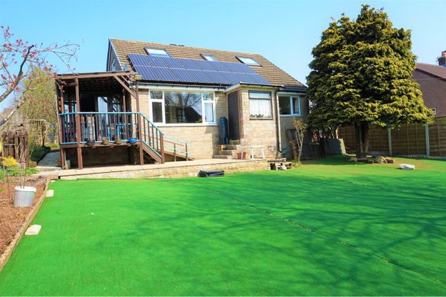 Thumbnail 3 bed detached bungalow for sale in Spencer Road, Chapel-En-Le-Frith, High Peak