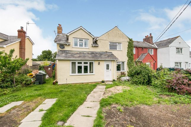 Thumbnail Semi-detached house for sale in Moat Road, Birdbrook, Halstead