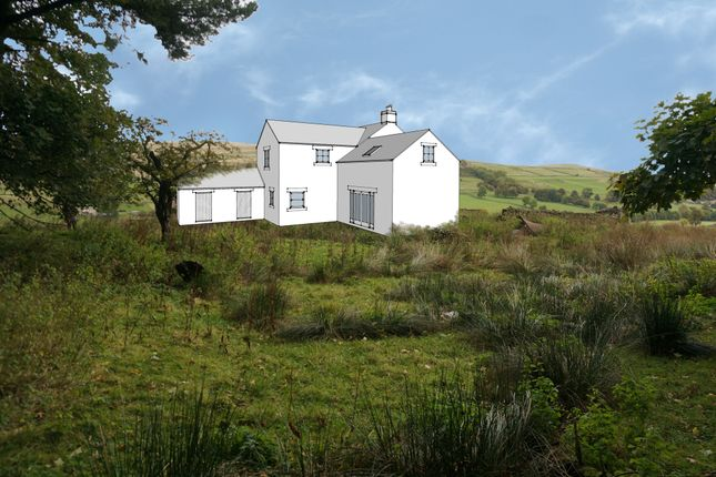 Thumbnail Detached house for sale in Wearhead, Weardale