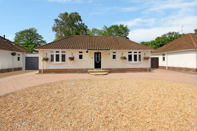 Thumbnail Detached bungalow for sale in Moorhill Gardens, Southampton