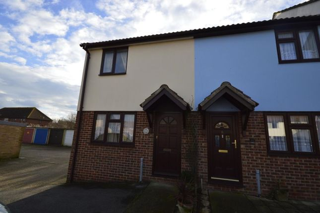 Thumbnail Semi-detached house to rent in Church Meadow, Sholden, Deal