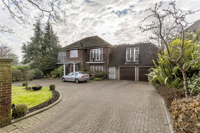 Thumbnail Detached house for sale in Dennis Lane, Stanmore, Middlesex