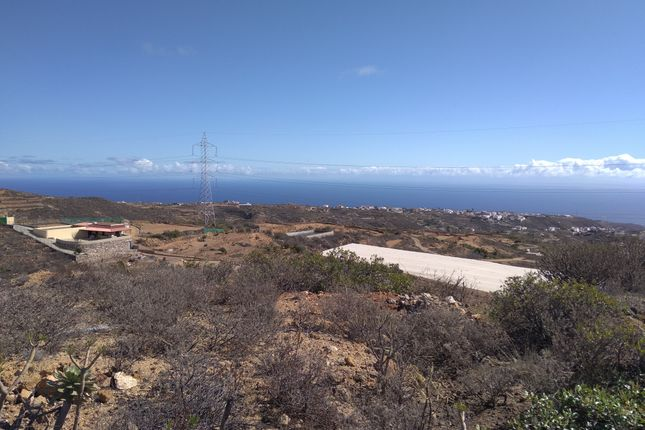 Thumbnail Land for sale in Arico, Tenerife, Canary Islands, Spain