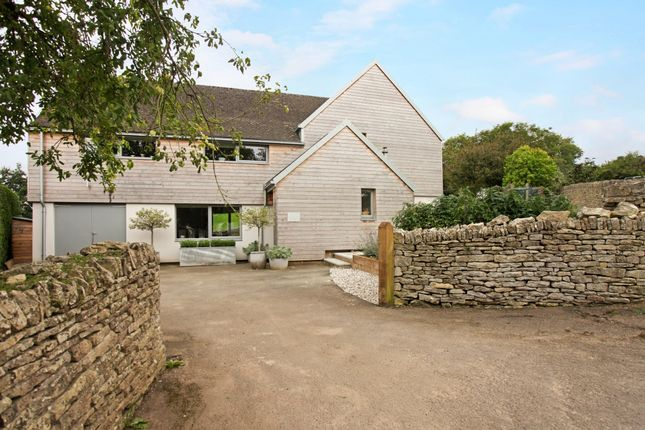 Thumbnail Detached house to rent in Far Oakridge, Stroud