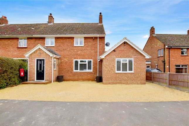 Thumbnail Semi-detached house for sale in The Causeway, Toppesfield, Essex