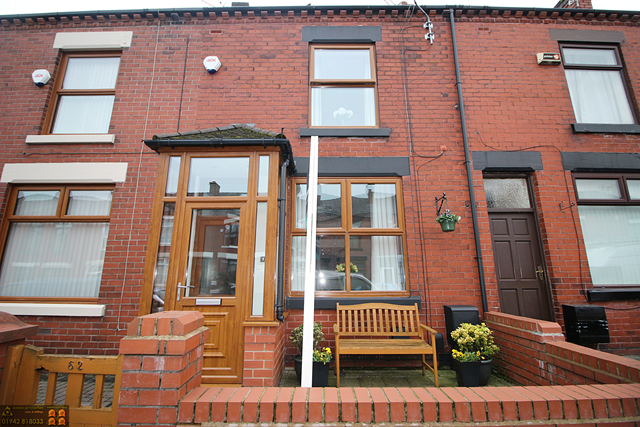 3 bed terraced house for sale in Lord Street, Kearsley, Bolton BL4