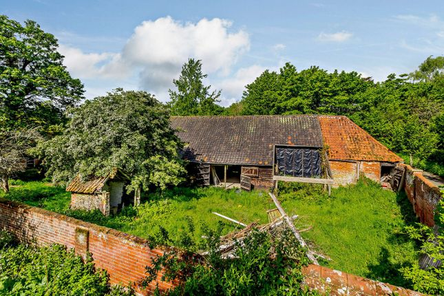 Barn conversion for sale in Church Road, Marlesford, Woodbridge IP13