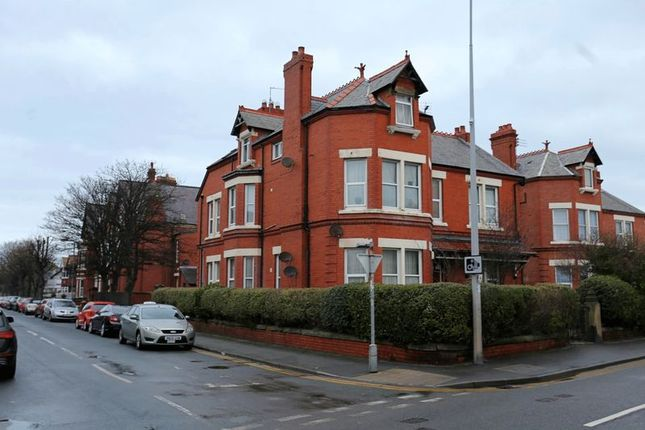 Thumbnail Flat for sale in Russell Road, Rhyl
