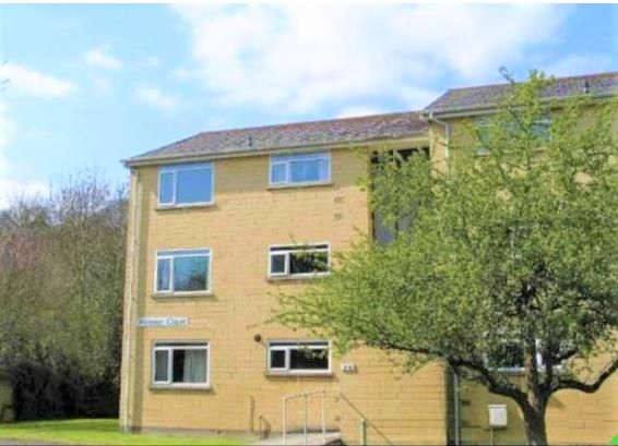 Thumbnail Flat to rent in Forester Court, Bath
