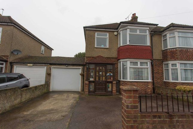 Semi-detached house for sale in Beresford Avenue, Rochester