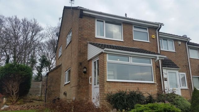 Thumbnail Semi-detached house to rent in Bronwydd, Birchgrove