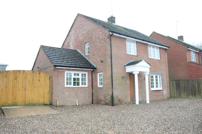 Thumbnail Detached house to rent in Marsh Lane, Hungerford, 0Qn.