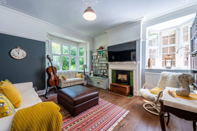 Thumbnail Detached house for sale in Coombe Road, Lloyd Park, Croydon