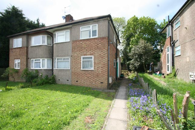 Thumbnail Flat to rent in Kenilworth Road, Petts Wood, Orpington