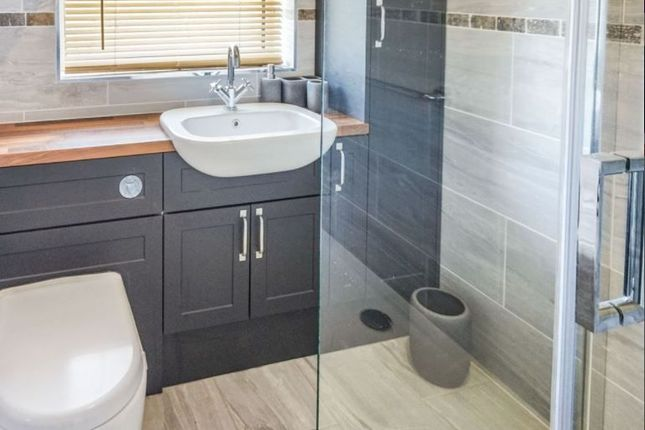Thumbnail Semi-detached house for sale in Sedgefield Drive, Thurnby, Leicester