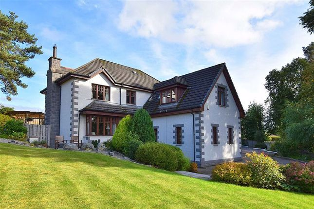 Thumbnail Detached house for sale in Dunbarry Road, Kingussie