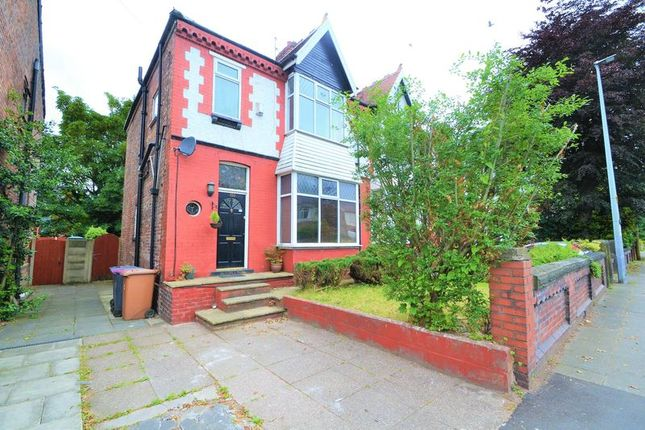 Semi-detached house to rent in Claremont Road, Salford