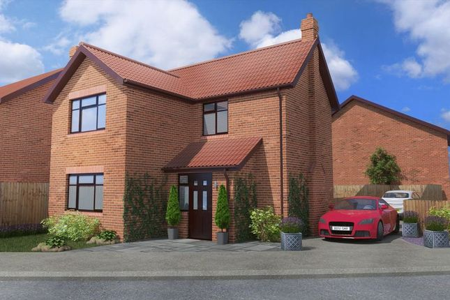Thumbnail Detached house for sale in Elgar Crescent, Brierley Hill